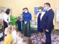Визит Губернатора НО и Уполномоченного при Президенте Российской Федерации по правам ребёнка в ОГА ПОУ