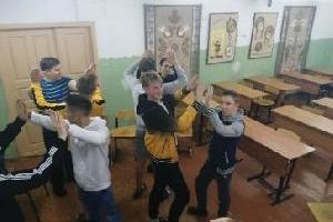 Тренинг «Молодежь – сила гуманности!»